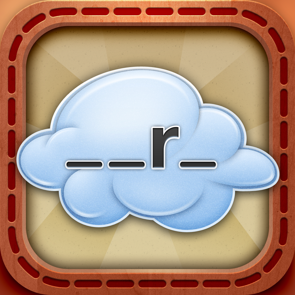 Word for Word - a word association game by Ultralingua, Inc. icon