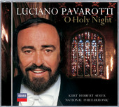 Luciano Pavarotti | O Holy Night (With bonus tracks)