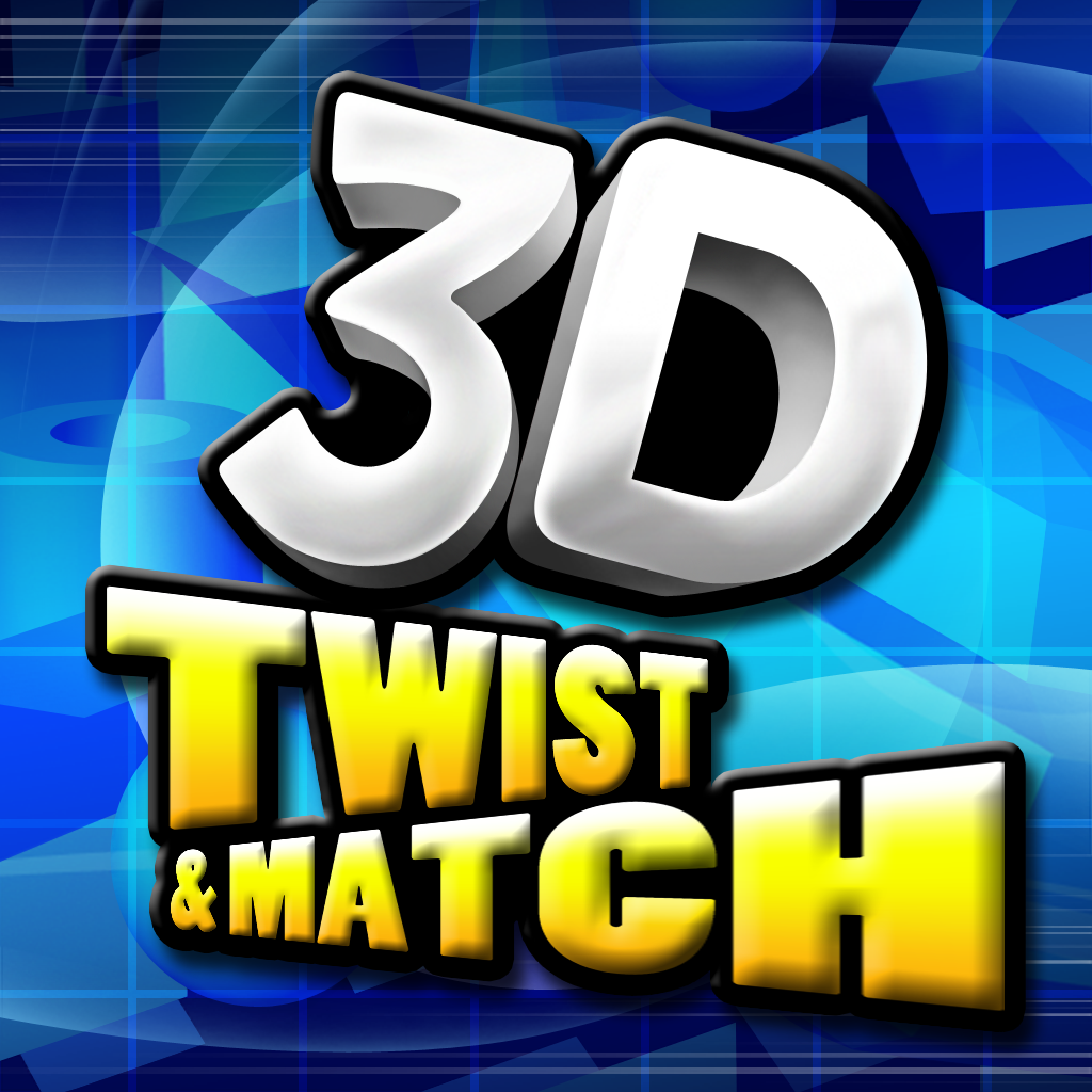 3D Twist and Match iOS
